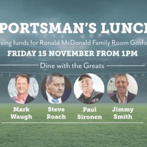 Sportsman's Lunch