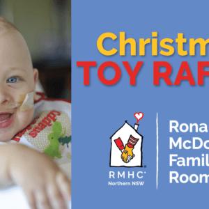 Charity Toy Raffle