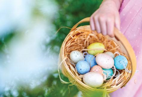 Raffle Easter